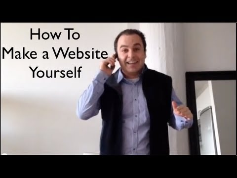 How To Make a Website Yourself - Step-by-Step Guide, Finally!