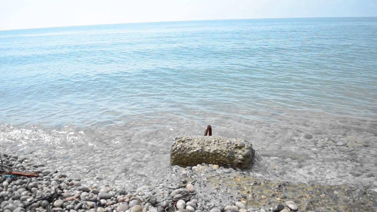 Гудаута серебряный пляж фото