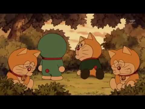 »»Doremon vietsub full HD Quyết chiến chó máy với mèo máy thumbnail