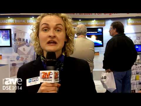 DSE 2014: American Express OPEN Talks About Its Charge Cards and Other Resources for Businesses