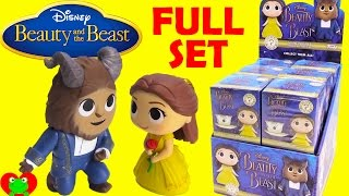 Disney Beauty and the Beast Funko Mystery Minis