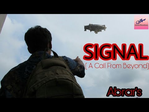 Bangla Science Fiction (Sci fi ) Thriller Short Film ' SIGNAL ' | Natok | Bengali Bangladeshi Movie