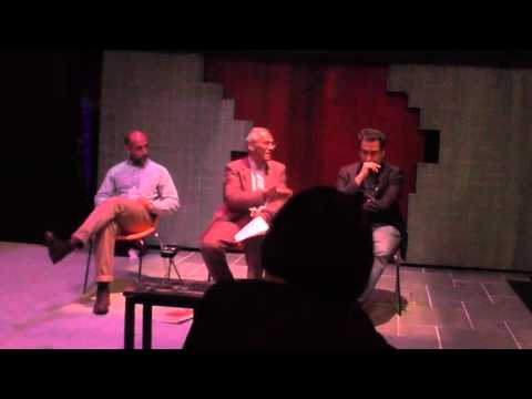 New Writing from the Middle East (The Nightmares of Carlos Fuentes Post-Show Discussion #4)