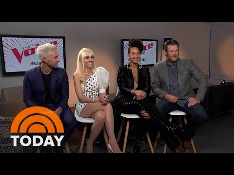 Blake Shelton: Season 12 Of 'The Voice' Will Be Easiest For Me To Win | TODAY thumbnail