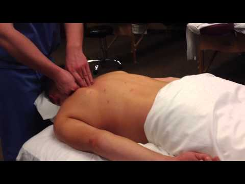 Deep Tissue &amp  Sports Demonstration