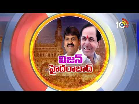 Hyderabad Mayor Bonthu Rammohan Live Show Over Hyderabad Turns As Global City | 10TV News