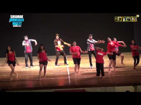 Chikni Kamar   Shiamak's Monsoon Masti Batch   Mumbai 2012 video