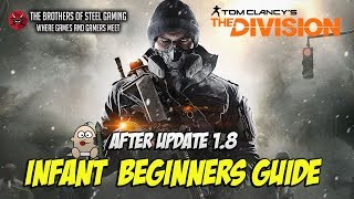 Tom Clancy's The Division:How to Beginners Guide 1.8, Change Appearance, Masks,Exotics. NINJA BIKE