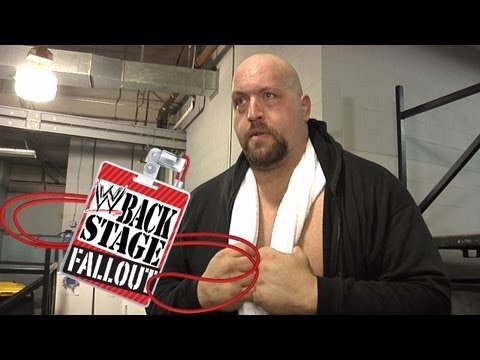 Backstage Fallout - Must-See Fallout edition - SmackDown - September 28, 2012