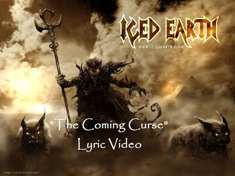 Iced Earth - The Coming Curse (Lyric Video)