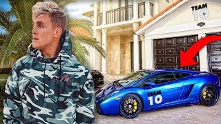 Top 10 Most Insane YOUTUBER CARS 2017! (Logan Paul, Faze Rug, Jake Paul & More)
