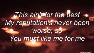 Download Lagu Taylor swift - Delicate - Lyrics (With audio) Gratis STAFABAND