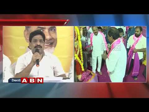 TDP MLC Buddha Venkanna Counter to KCR over His comments on Chandrababu | ABN Telugu