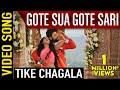 Gote Sua Gote Sari Odia Movie    Tike Chagala    Video Song   Anubhav, Barsha