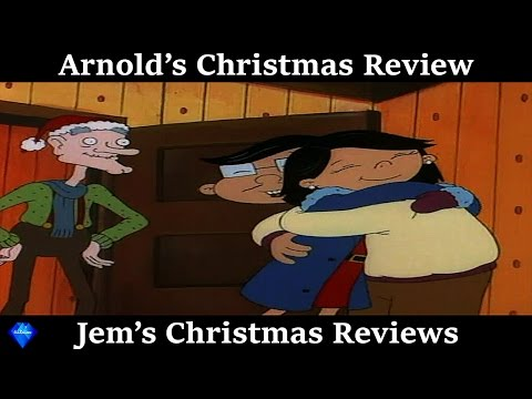 Arnold's Christmas Review -  Jem's Christmas Reviews