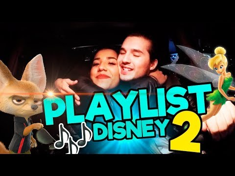 Playlist Disney 2 / feat. Sam Dominguez (Hannah Montana) / Memo Aponte