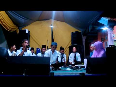 Group hadroh  AL ANDALUS SMK AL WASHLIYAH SUMBER - turi putih