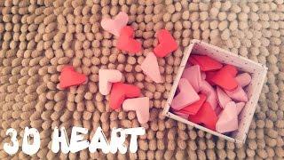 ハートがいっぱい♡折り紙ハートの折り方・作り方28選