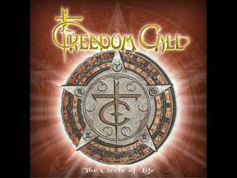 Freedom Call - Hero Nation