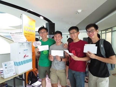 Roadshow @ Singapore University of Technology and Design (SUTD) Event Highlights