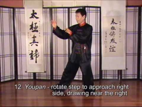 Tai Chi Shi-san-shi: Taiji 13 Essential Technique Drills Image 1