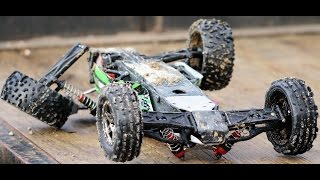 ARRMA RAIDER BLX XL FIRST RUN