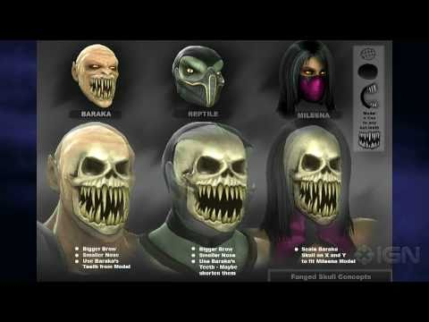 Mortal Kombat: Brutal X-Ray Action Highlights