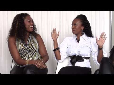 Sports Wives Roundtable Pt. 1 Hosted by Robyn Marks-Murphy