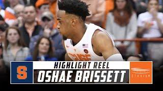 Oshae Brissett Syracuse Basketball Highlights - 2018-19 Season | Stadium