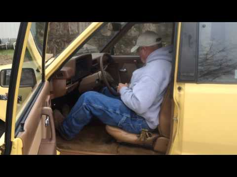 1983 NISSAN/DATSUN 4x4 Pickup ONE OWNER