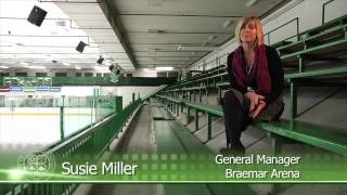 MN H.S.: The Hornets Nest - Take A Look At Edina's New 3.1 Million Dollar Additon To Braemar Arrena (video)