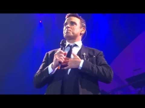 Robbie Williams - I Will Talk Hollywood Will Listen (FRONT ROW) - 23-Sept-14 Brisbane HD