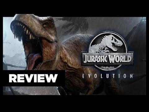 Jurassic World Evolution Review