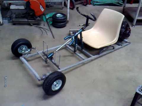 Go Kart Update Part 8