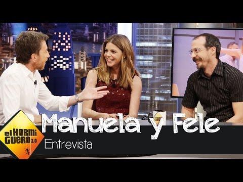 """Manuela Velasco en El Hormiguero 3.0: """"Cristina vuelve muy destructiva"""""""