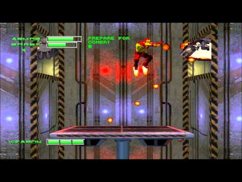 PSX) Iron Man - XO Manowar in Heavy Metal Walkthrough part 1
