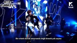 BTS War Of Hormone T rk e Altyaz l