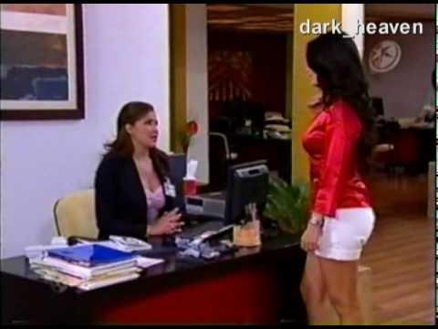 Mayrin Villanueva sexiest ass and hair 3