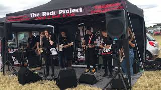 Hate to Say I Told You So by The Rock Project Maldon's Danbury Seniors at Motorfest 2018