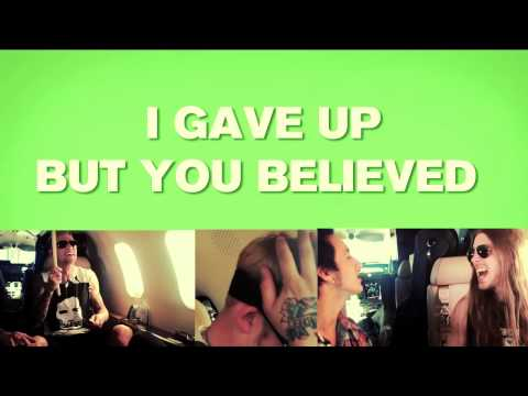 James Durbin - Higher Than Heaven - Official Lyric Video