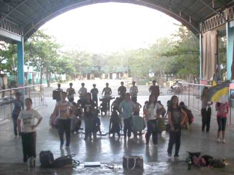 "MAYAPYAP NATIONAL HIGH SCHOOL DRUM ANG LYRE ""REHEARSAL"""