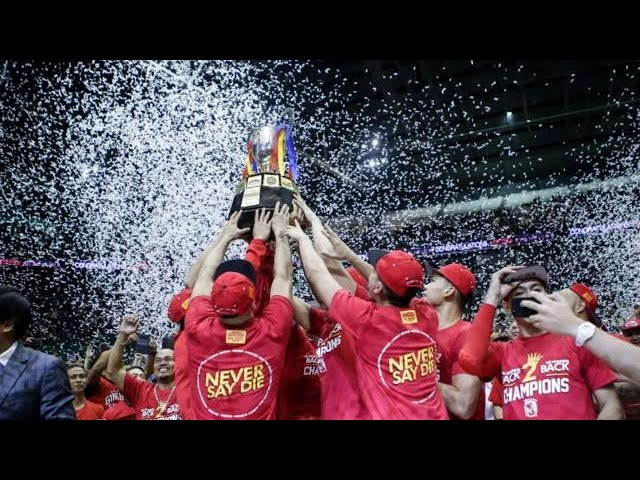 RSA reminds Ginebra to stay humble after back-to-back PBA titles