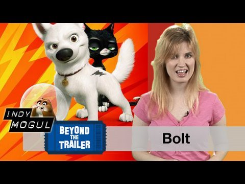Bolt Movie Review: Beyond The Trailer video