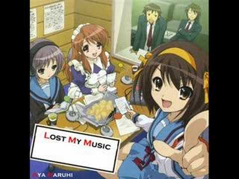 Aya Hirano - Lost My Music