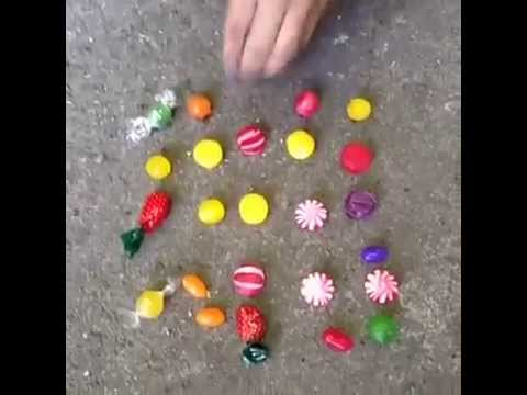 Candy Crush in Real Life
