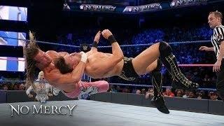 Dolph Ziggler Vs The Miz-WWE No Mercy 2016 Full Match