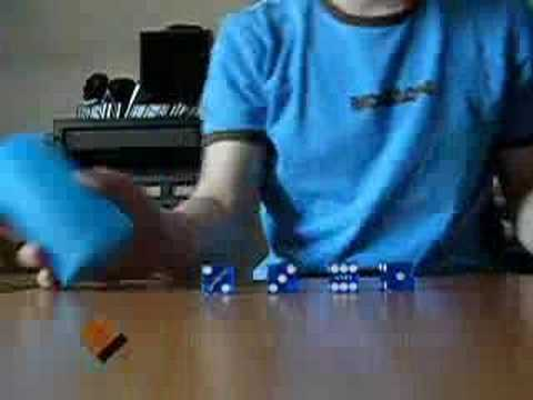Dice Stacking Movie Vol. 3