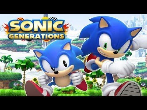En Directo | Sonic Generations | Con Álvaro e Isma