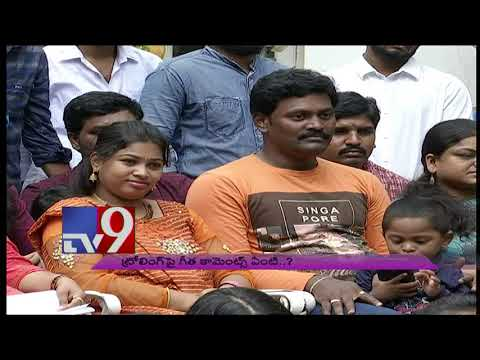 Nandu on Samrat and Geeta Madhuri episode - TV9