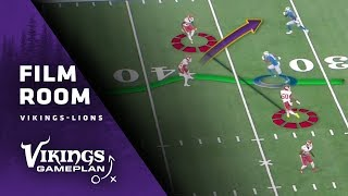 Film Room: Can The Minnesota Vikings' Defense Slow Down The Aggressive Detroit Lions' Offense?